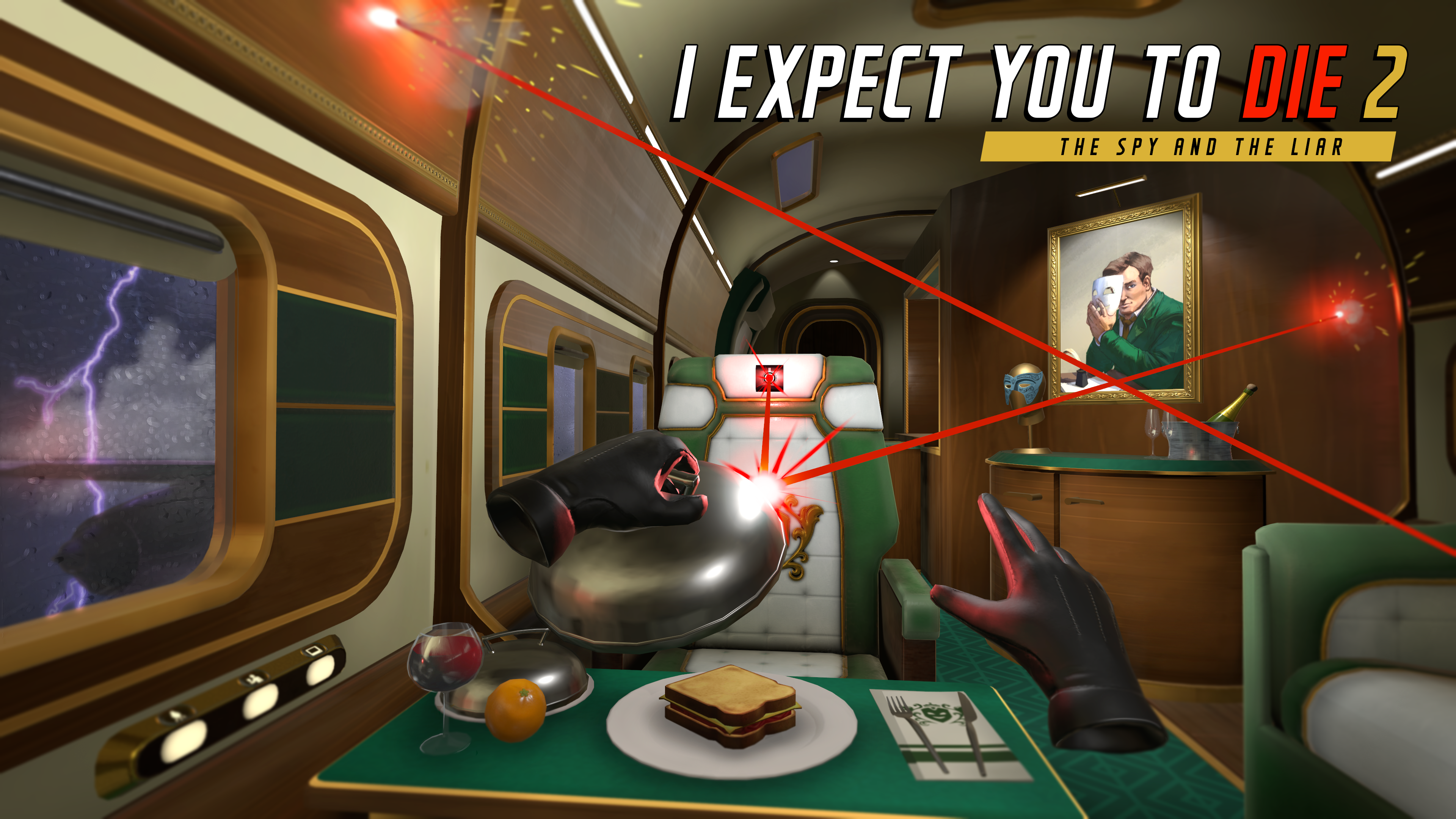 Schell Games Announces Sequel to Award-Winning VR Puzzler 'I Expect You To Die'