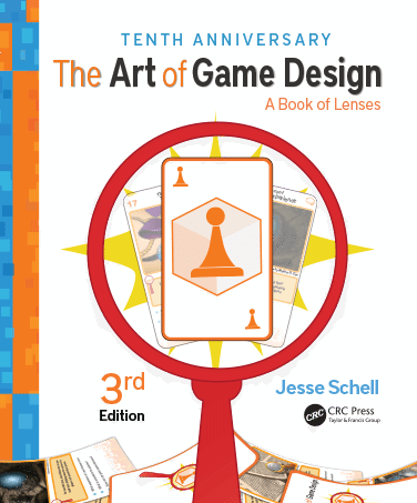 The Art of Game Design, by Jesse Schell
